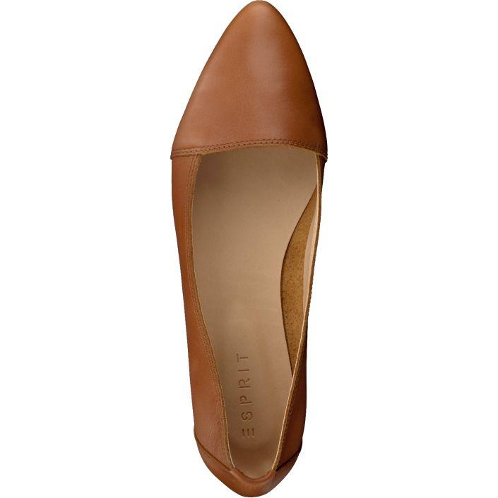 brune sko dame
