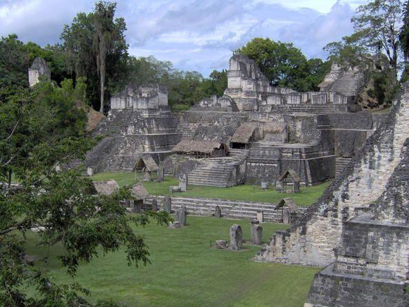 Tikal National Park in Guatemala, near Belize - $20US