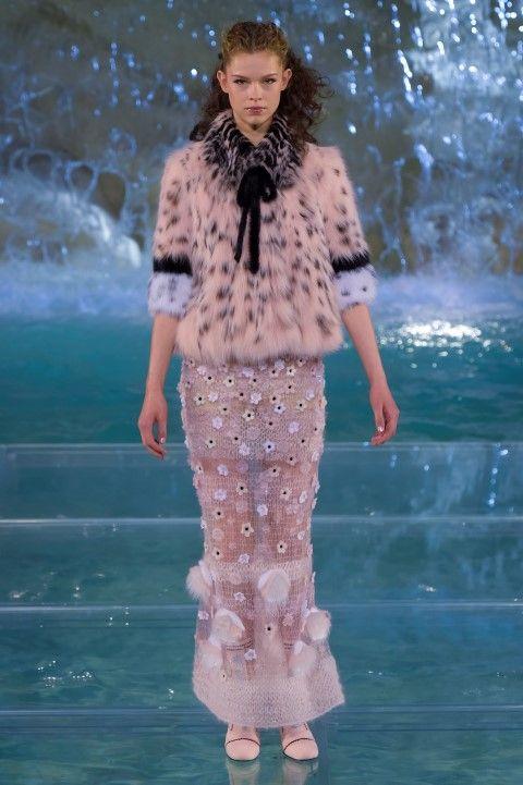 Fendi Haute Couture Fall/Winter 2016 Collection