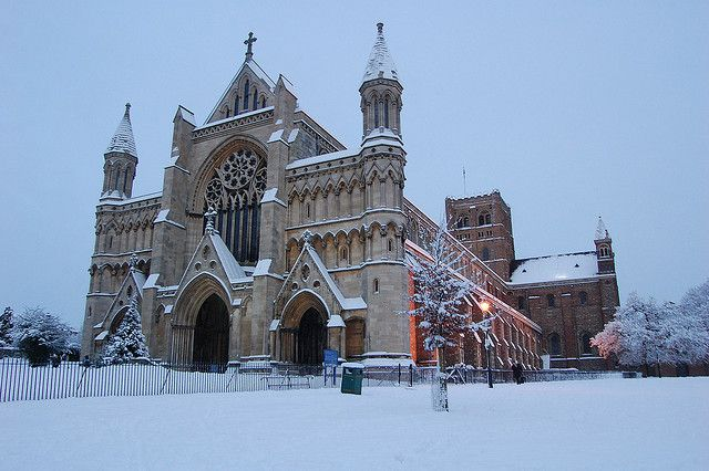 St Albans Cathedral, St Albans, Hertfordshire