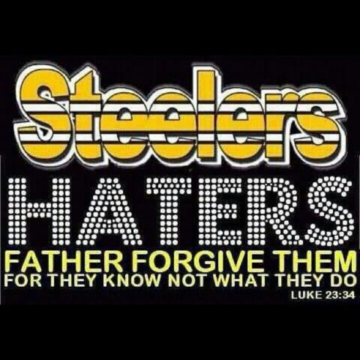 Steelers Haters