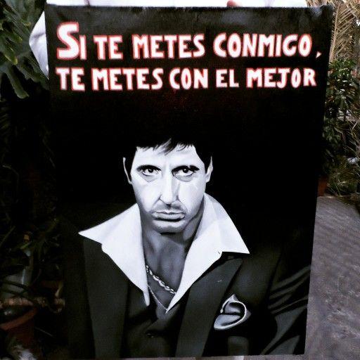 Al Pacino en ScarFace!!!