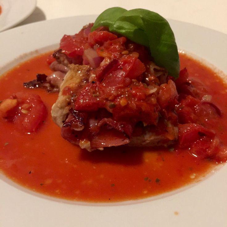 Saltimbocca con pomodori – Sport Foodblog