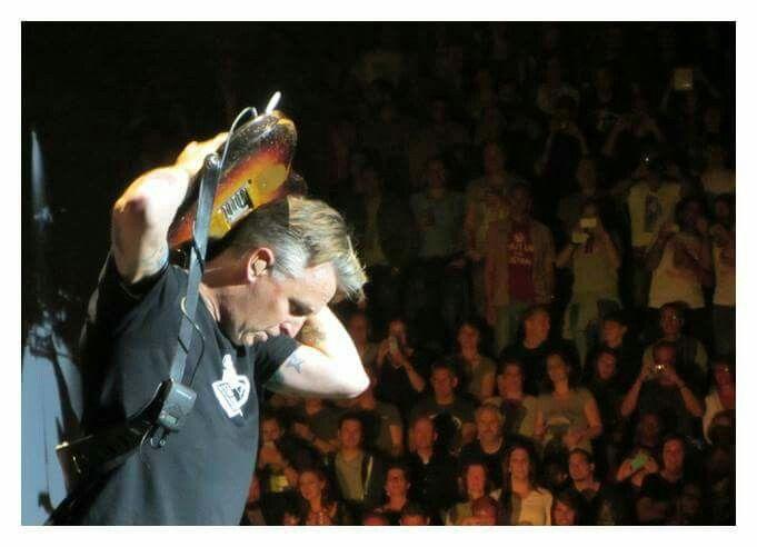 Pearl Jam Ziggo Dome Amsterdam