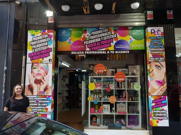 En Comercial Probell en Alicante también puedes encontrar nuestros productos. #DreamsLab.