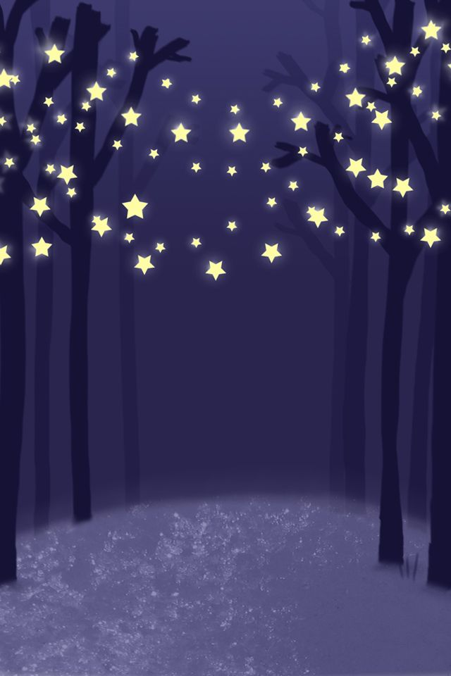 Nice and Cute #phone #wallpaper / Backgrounds / #night