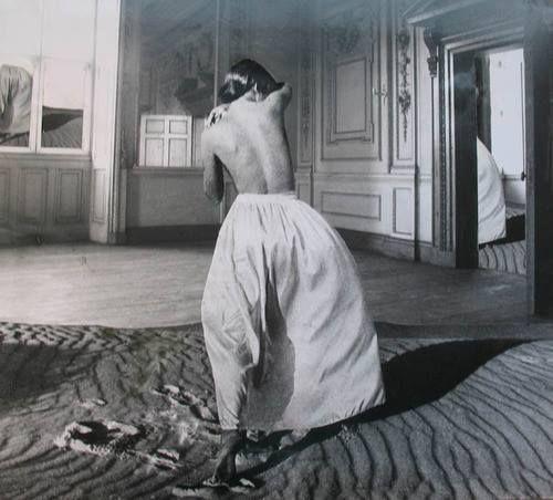 Who Turns Her Back, 1977, Penny Slinger