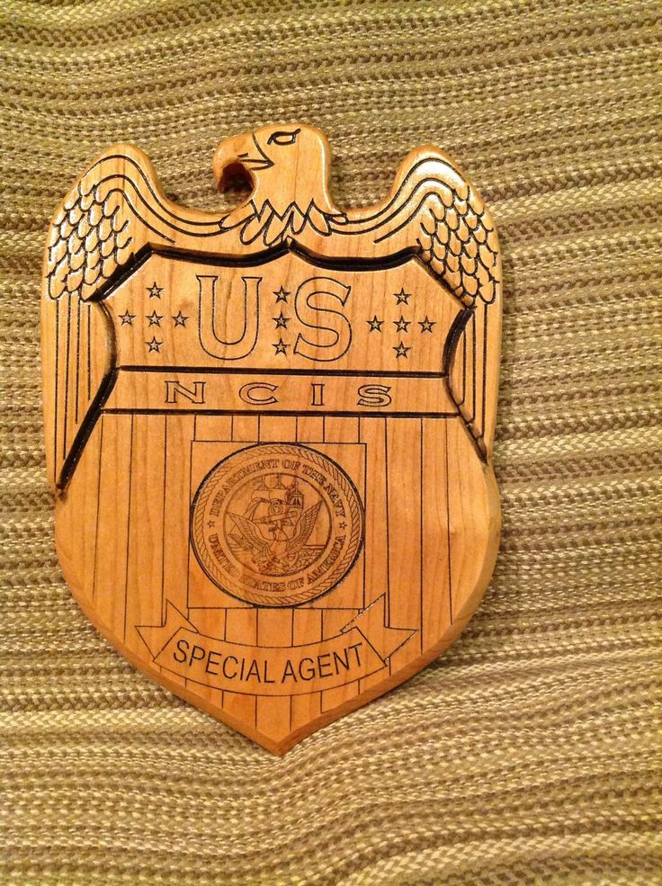 NCIS - Special Agent Badge