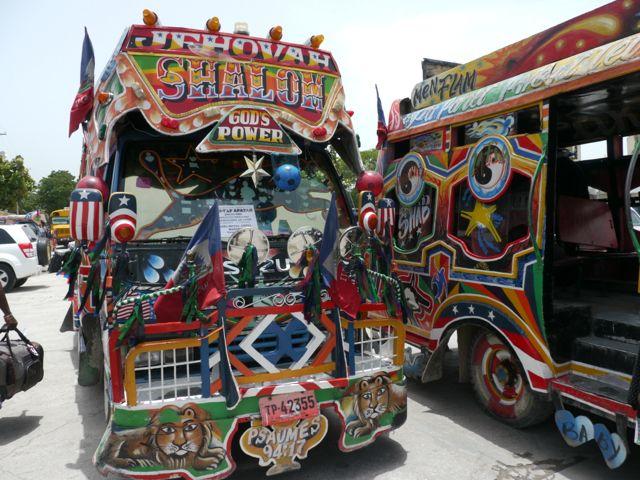 In Port-au-Prince, Haiti | dawnalife