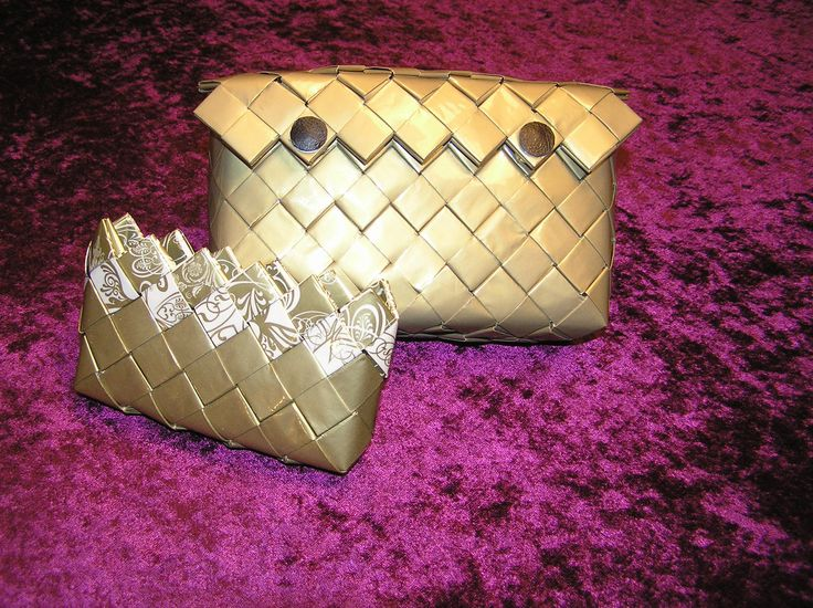 That's my gold bag and purse :)