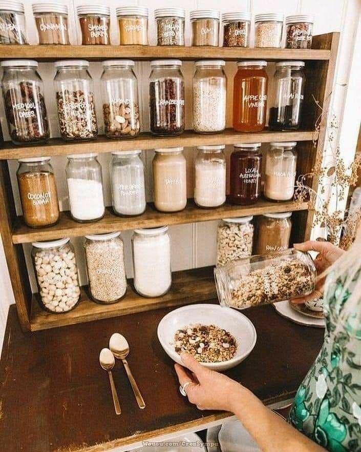 Epingle Par Norma Bleas Sur Decoration En 2020 Decoration De Cuisine Cuisine Fly Decoration De Cuisine Rustique