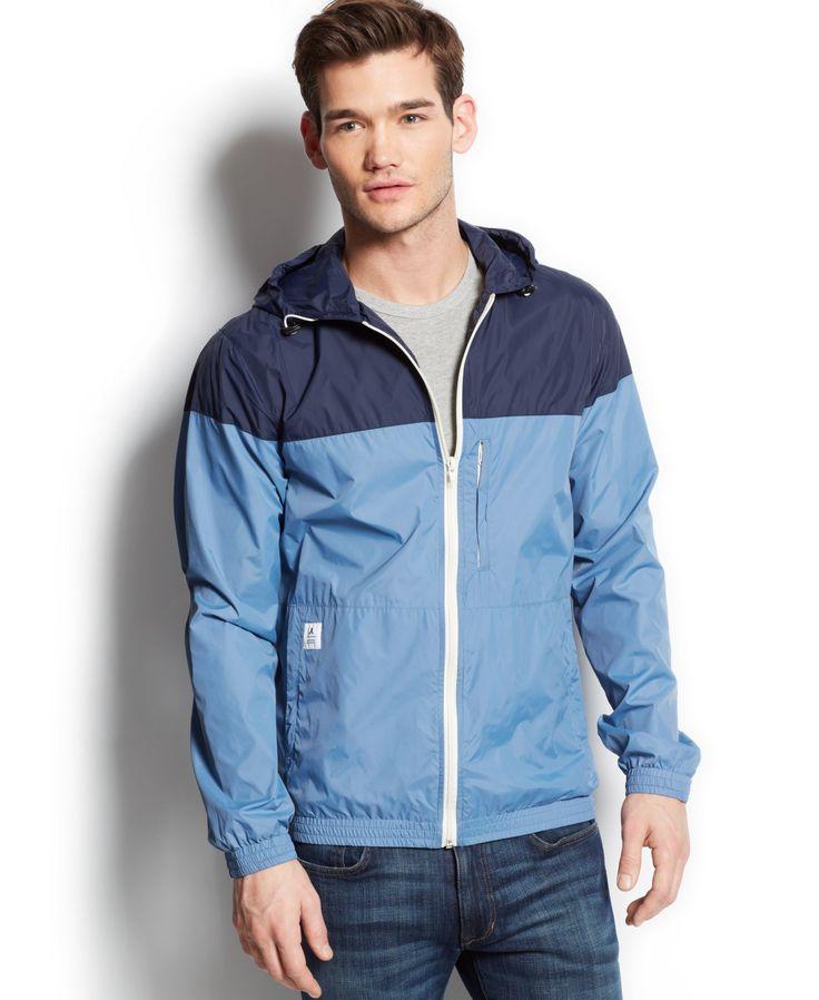 WeSC Marouk Colorblocked Jacket