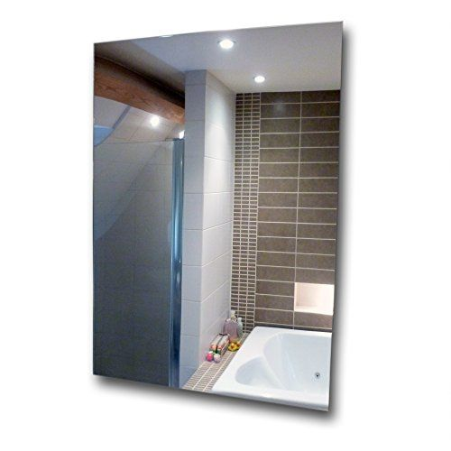 Acrylic Mirror Sheets Anti Shatter Safety Mirror Plastic Perspex Tiles (1) Acrylic  Mirror