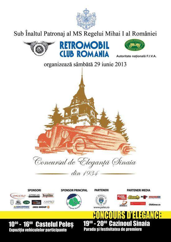 Retromobil Club România prezintă Concursul de Eleganță Sinaia, pe 29 iunie http://www.4tuning.ro/evenimente-auto/retromobil-club-romania-prezinta-concursul-de-eleganta-sinaia-pe-29-iunie-18986.html