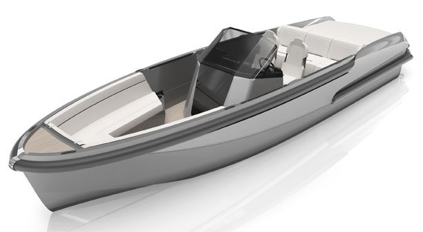 Ribbon R27 Boat by Ribbon Yachts