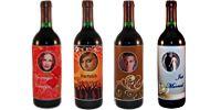 Een fles wijn geven wordt persoonlijker met een eigen etiket. Maak en print je etiket, knip hem uit en plak met dubbelzijdige fototape het etiket op je wijnfles.