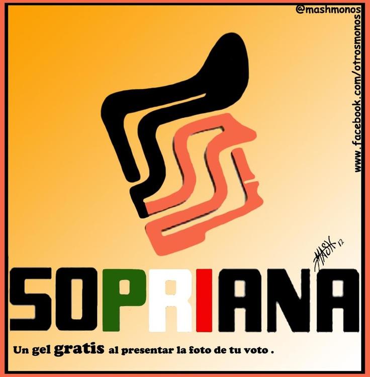 Compra de votos del PRI Soriana COMPROBADA