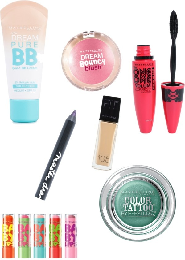 The PEFECT MAYBELLINE MAKEUP Maybelline makeup
