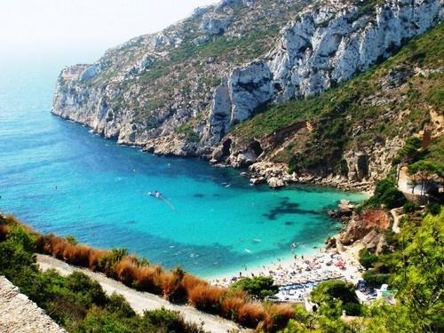 Granadella Beach Javea Spain