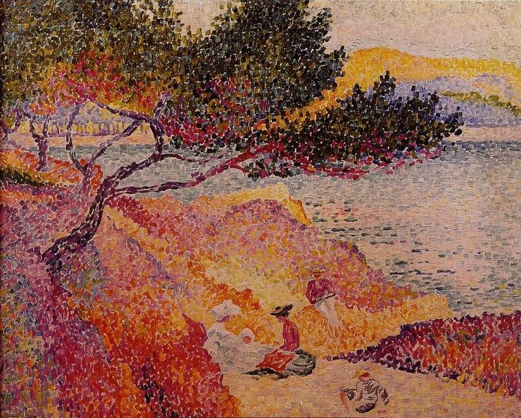 Image result for Henri-Edmond Cross (1856–1910)