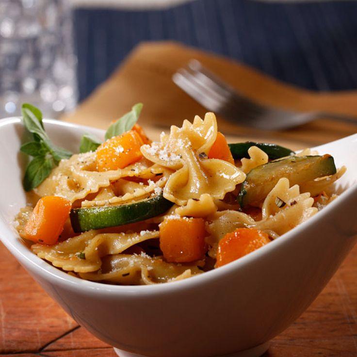 recipe: PLUS Farfalle with Zucchini, Butternut Squash & Pecorino ...