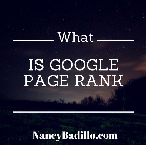 #Google - #DigitalMarketing #PageRank