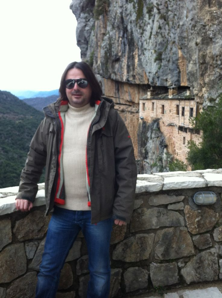Tzoumerka, Greece  Jan 2012