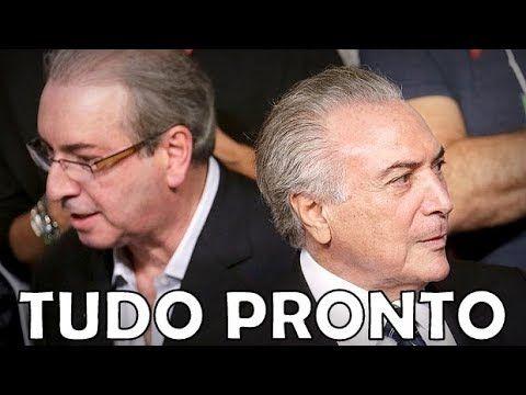 BOMBA! Cunha prepara artilharia contra Brasília em delação que atinge em...