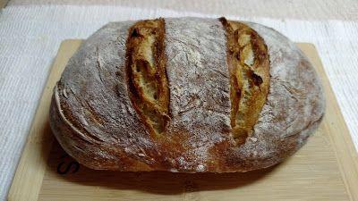 Daktari's Diner: King Arthur's No Knead Bread
