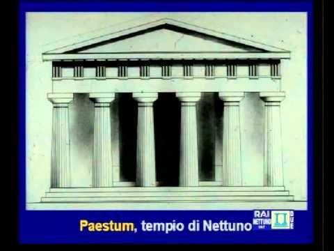 Storia dell'arte greca e romana - Lez 06 - Introduzione all'architettura...