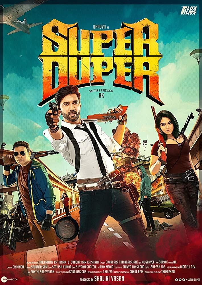 Super Duper 2020 Hindi Dubbed 480p Hdtv 350mb X264 Aac In 2020 Dhruva Movie Movies Point Movies