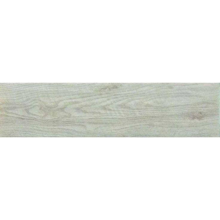 MARAZZI Montagna White Wash 6 in x 24 in Glazed