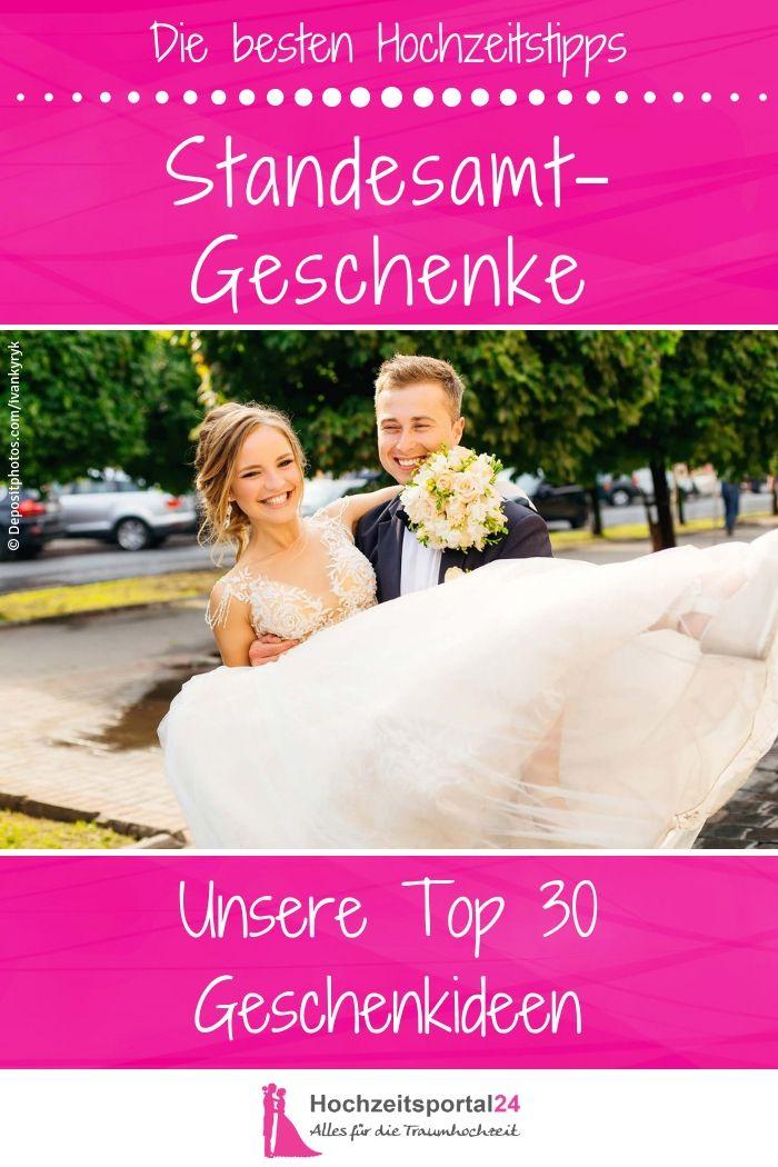 Top 30 Ideen Fur Das Perfekte Geschenk Zur Standesamtlichen Hochzeit Geschenke Zur Standesamtlichen Hochzeit Standesamtliche Hochzeit Standesamt Geschenk