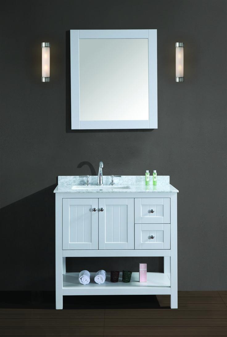 Sets bathroom vanity ari kitchen second - New Cottage Style Bathroom Vanity By Ari Kitchen And Bath