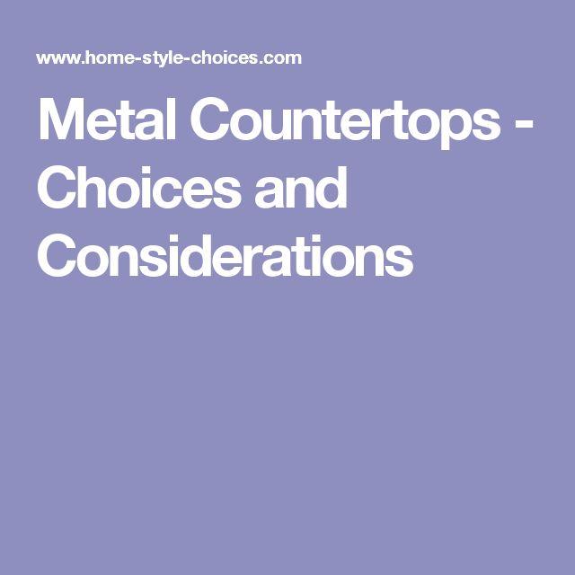 black metal countertops best 25 metal countertops ideas on pinterest outdoor countertop