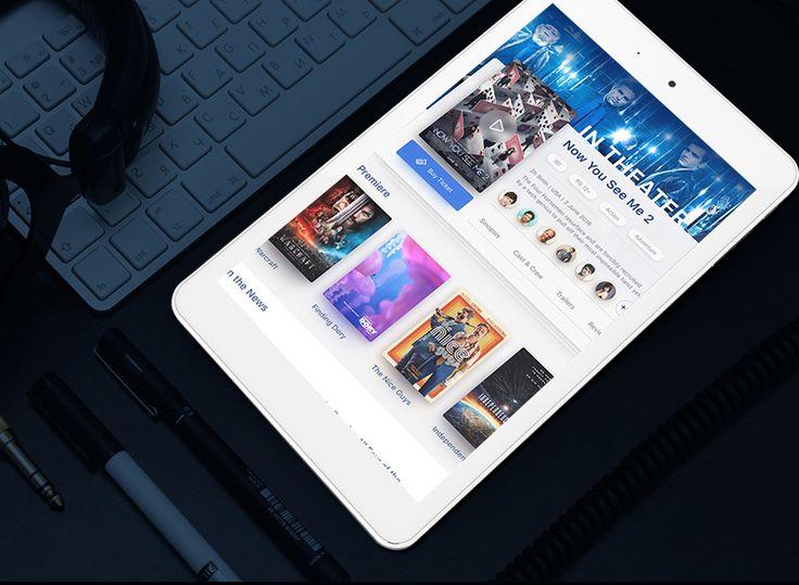Cube iWork8 Air Pro Tablet PC  Купон: iWorkC  $109.99
