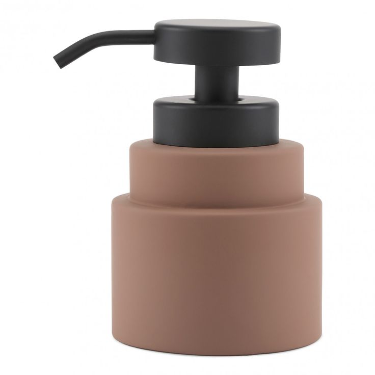 Designstuff offers a range of Scandinavian bathroom accessories including this stylish soap dispenser by Mette Ditmer.