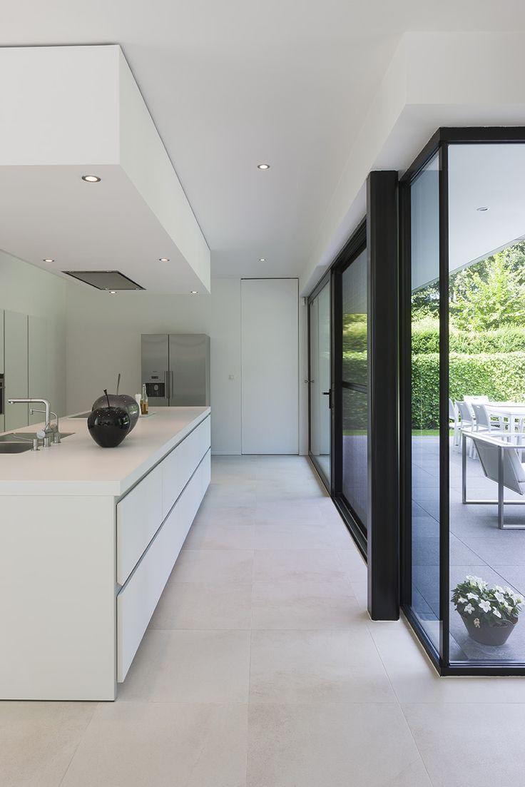 Egide Meertens architect - woning te Lanaken - � foto's Liesbet Goetschalckx