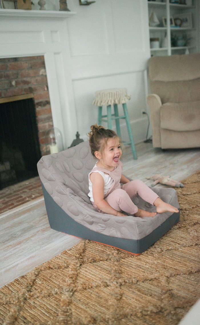 Best kids moves for a 2 year old and our favorite kids lounge chair!