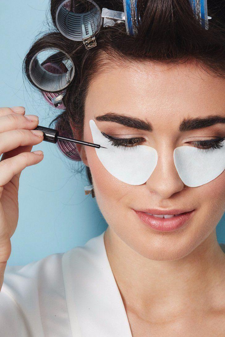 7 DIY Wedding Makeup Hacks to Ensure You Look Flawless on Your Big Day # weddingmakeups