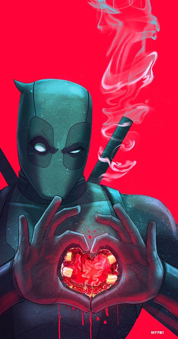 Deadpool… Have A Heart - Marco D'Alfonso