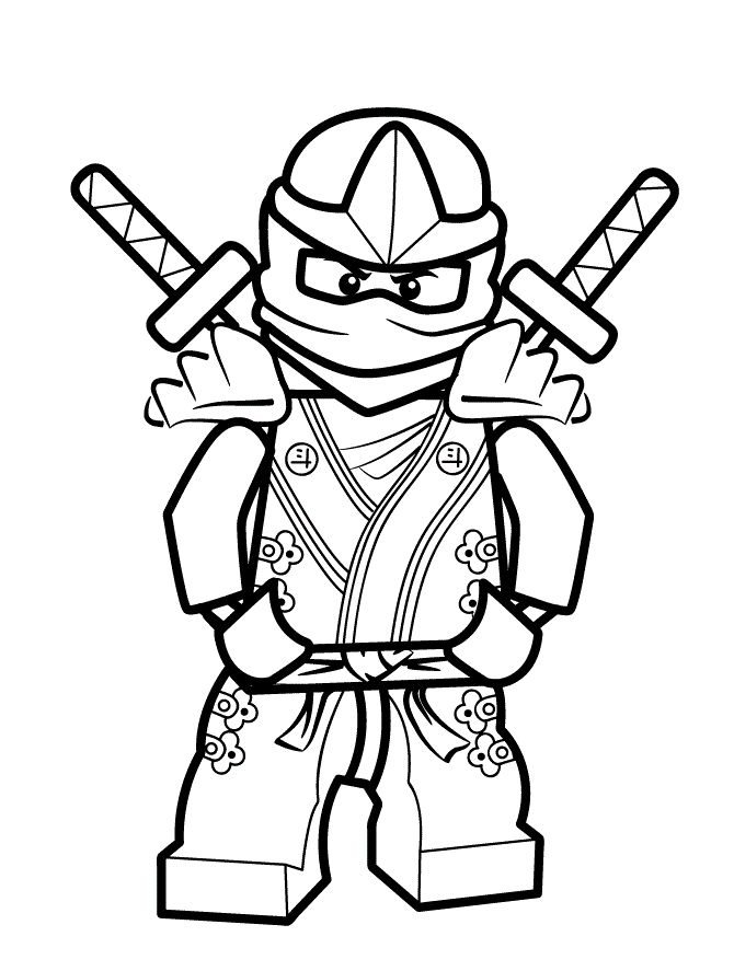 ninja coloring pages here is our collection of best 10 ninja coloring pages to print - Coloring Pictures For Kids