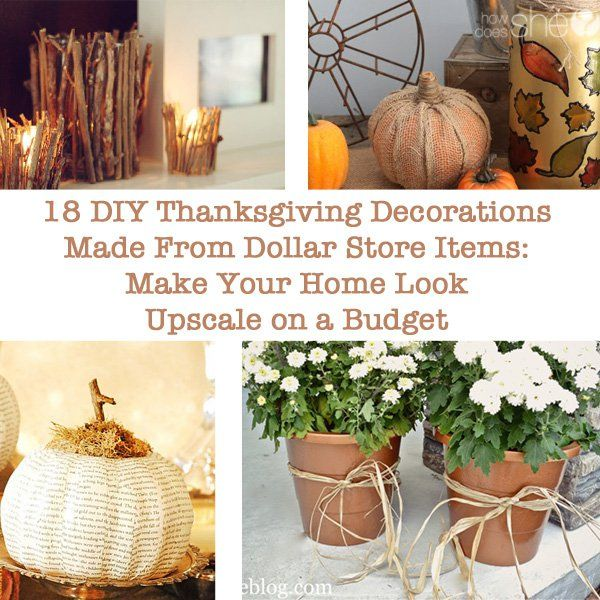 Thanksgiving Home Decor Ideas: 50 Best Images About Fall Decor On Pinterest