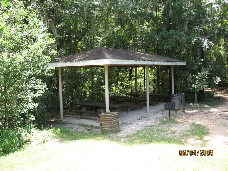 The scott springs picnic pavilion outdoor outdoor