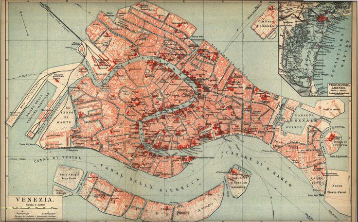 Venice in 1920.