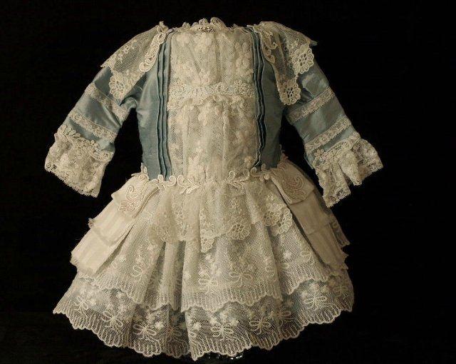 Пытаемся одеть антикварную куклу. Немного о детской и кукольной моде XIX-начала XX века / Другие винтажные антикварные куклы, реплики / Бэйбики. Куклы фото. Одежда для кукол