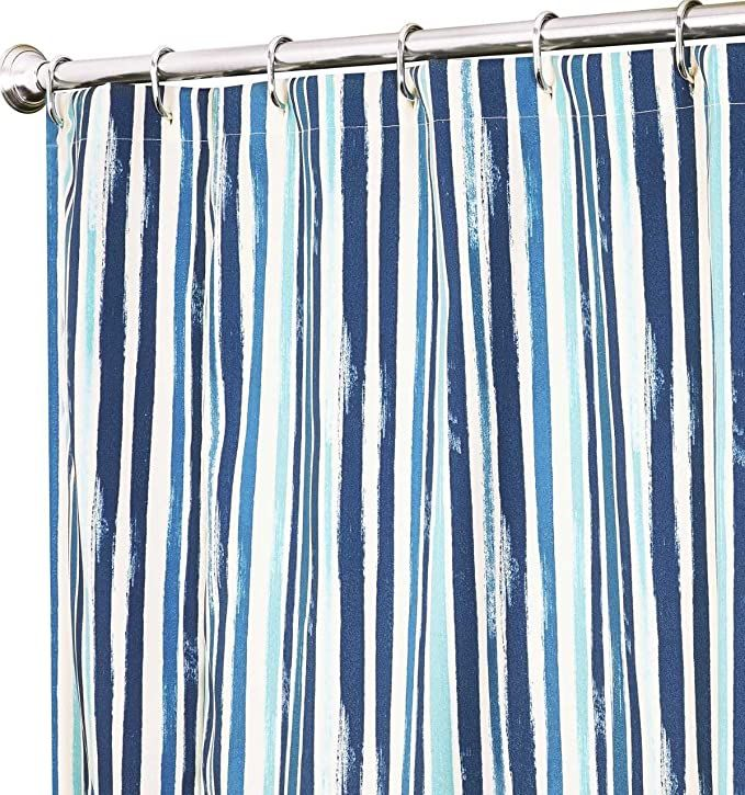 Amazon Com Extra Long Shower Curtain 72 X 84 Inch Shower Curtains