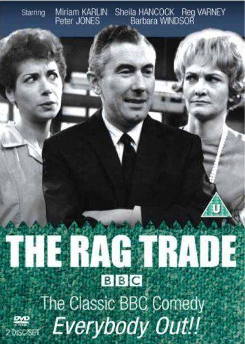The Rag Trade - BBC Series 1 [DVD] DVD ~ Peter Jones, http://www.amazon.co.uk/dp/B000BBG93A/ref=cm_sw_r_pi_dp_nOxvtb0S13SX1