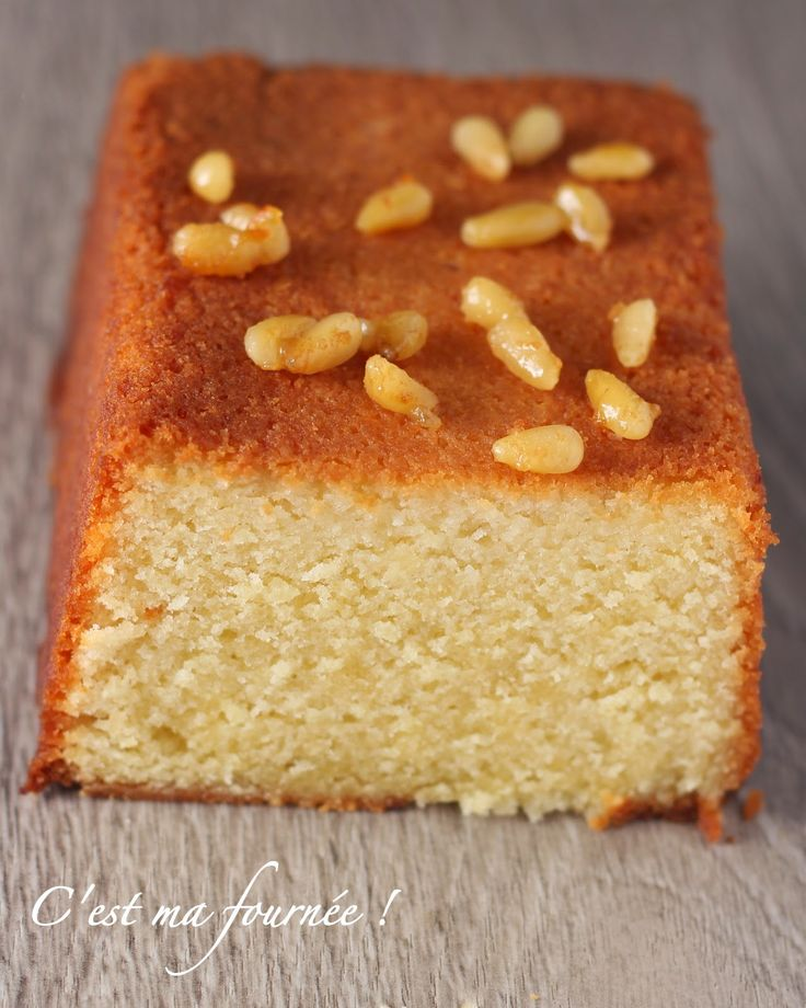 cake aux agrumes ultra moelleux Michalak