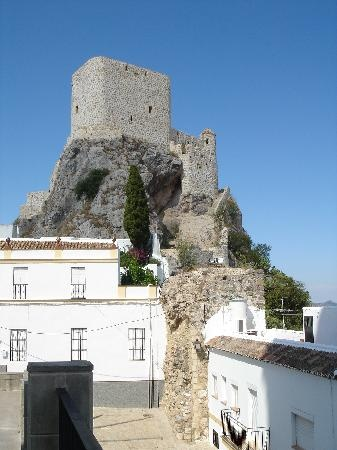 Castillo de Olvera 🌙